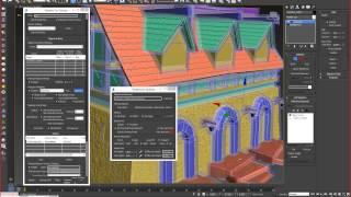 getlinkyoutube.com-Baking maps for quixel suite in 3dsMax