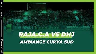 getlinkyoutube.com-GREEN BOYS 05 - Raja.C.A vs dhj : Ambiance Curva Sud Casablanca