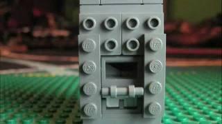 getlinkyoutube.com-How To Make A Lego Vending/Soda Machine That Works