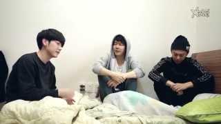 getlinkyoutube.com-외모지상주의 22화 OST - 흐린날 (박태준X박형석) 메이킹