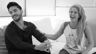 Entrevista Shakira y Maluma width=
