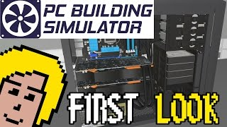"""How To Build A PC"" PC BUILDING SIMULATOR"