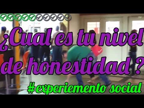 Honestidad Colombiana | Experimento social #1 | Qué t