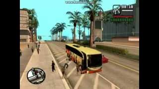 getlinkyoutube.com-New Ismo Bus Indonesia GTA San Andreas