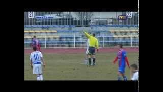 I połowa meczu 1/8 PP CHEMIK-Odra Opole
