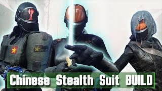 Fallout 4 MODS - Chinese Stealth Suit   FO3 Chinese Stealth Build (Fallout 4 Console Mods) XBOX & PC