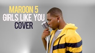 Maroon 5 - Girls Like You ft. Cardi B (Desmond Dennis Cover)