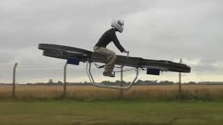 getlinkyoutube.com-Malloy Aeronautics Hoverbike / UAS