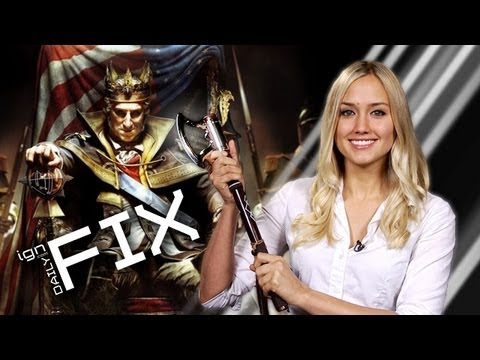 AC3 & Max Payne 3 DLC, Plust KH2 HD! - IGN Daily Fix 10.03.12