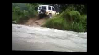 getlinkyoutube.com-4x4 raja rimba ngecas acah2 power hehe.