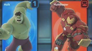 Hulk Vs Hulkbuster - Disney Infinity 3.0