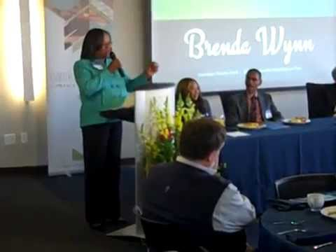 Brenda Wynn's Remarks (Part I) at the 2014 Partners for Stronger Neighborhoods Community Breakfast