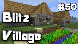 getlinkyoutube.com-BLITZVILLAGE - MInecraft - Episode 50 - WE WILL DO IT LIVE!