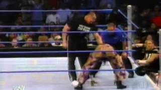 getlinkyoutube.com-Brock Lesnar vs Matt Hardy Smackdown 2003