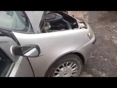 Бу запчасти Fiat Punto