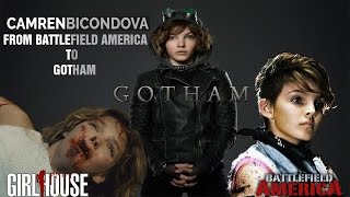getlinkyoutube.com-Camren Bicondova - From Battlefield America To Gotham