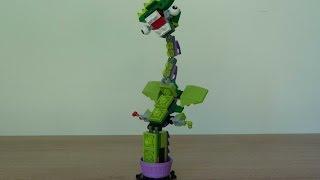 getlinkyoutube.com-LEGO MIXELS GURGGLE BERP MURP Instructions Lego 41549 Lego 41552 Mixels Series 6