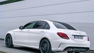getlinkyoutube.com-Mercedes C 450 AMG 4Matic (2015)
