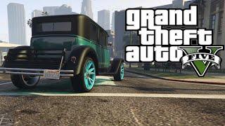 """getlinkyoutube.com-سيارة نادرة """"GTA V """"Albany Roosevelt  الجيل الجديد (حرامي السيارات 5) (PS4 (Grand Theft Auto 5"""