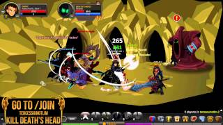 =AQW= How to Get Secret Weapon for free! (Note from Nulgath) STRONGEST WEAPON IN-GAME!!
