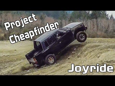 Project Cheapfinder Joyride WD21 Nissan Pathfinder