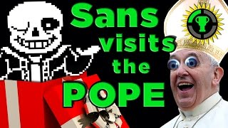 getlinkyoutube.com-Game Theory: Why I Gave the Pope UNDERTALE!