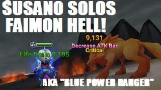 getlinkyoutube.com-Susano (Water Ninja) Solos Faimon Hell!