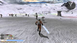 getlinkyoutube.com-Star Wars Battlefront II: The Battle of Hoth