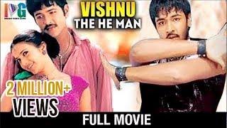 getlinkyoutube.com-Vishnu The He Man Hindi Full Movie | Vishnu | Shilpa Anand | Brahmanandam | Indian Video Guru