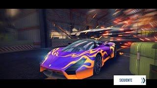 getlinkyoutube.com-Asphalt 8, new update, best car decals, all S class cars racing
