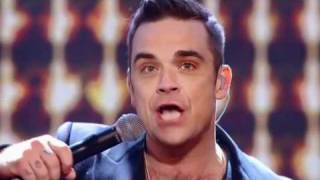 getlinkyoutube.com-One Direction and Robbie Williams sing She's The One - The X Factor Live Final (Full Version)
