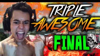 """TRIPLE AWESOME NUKETOWN 24/7"" Capítulo FINAL! - TEAMWORK! 