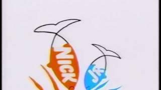 getlinkyoutube.com-Classic Nick Jr Bumper (Early 90's)  - Fish Eating Seaweed