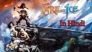 Fire & Ice - Cartoon Movie In Hindi