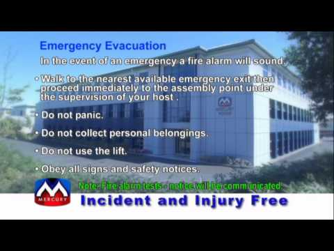 Office Safety Induction Video