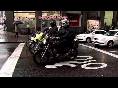 Motos: risco e paixão sobre duas rodas - Caminhos da Reportagem