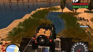 getlinkyoutube.com-GTA: San Andreas - Offroad Track