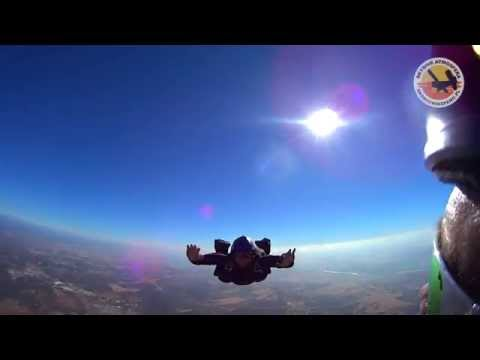 Skydiving for beginners - FSC Dive to pin