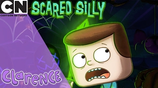 Clarence | Scared Silly Playthrough | Cartoon Network
