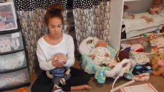 Reborn Baby Gifts PO Box Opening From Anonymous Person!