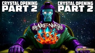 getlinkyoutube.com-Marvel Contest of Champions: Opening 452 Crystals
