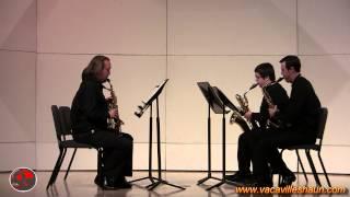 "getlinkyoutube.com-Sac State Saxophone Ensembles Featuring ""Ernesto Varela"""