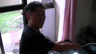 getlinkyoutube.com-金魚の水替えの動画