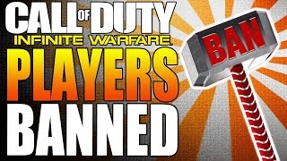 getlinkyoutube.com-Infinity Ward Bans Players From Dead Game?! Infinite Warfare Kbar-32-Radiant Gameplay