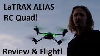 getlinkyoutube.com-LaTrax Alias Review & Test Flight!