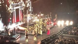 getlinkyoutube.com-Opening 5 mins to Madonna rebel heart tour London O2 arena 1 Dec