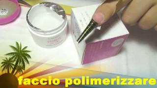 """getlinkyoutube.com-ricostruzione con gel monofasico autolivellante""""t3 thick clear all season by star nail"""""""