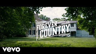getlinkyoutube.com-Artists Of Then, Now & Forever - Forever Country
