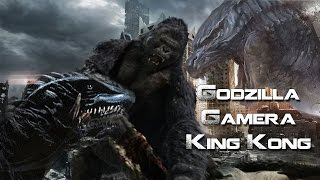getlinkyoutube.com-Godzilla, Gamera, and King Kong: Giant Monsters All-Out Attack (Fan-Made) Movie Trailer