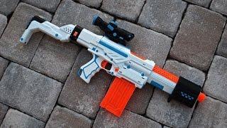 [MOD] Nerf Elite Alpha Trooper Modification & Paintjob